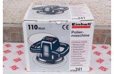 Újszerű!!! Féláron!!! Einhell polírozógép autó polírozó gép 110 W-os