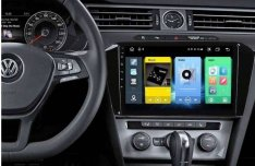 VW Passat B8 Android autórádió fejegység gyári helyre 1GB-4GB Carplay