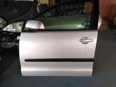 VW Polo 9N jobb , bal első és hátsó , ajtó , visszapillantó , zár ,
