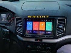 VW / Skoda / Seat Android autórádió fejegység gyári helyre 9 rádió