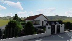 Vácon, új építésű, egyszintes, 4 szobás családi ház eladó 13-1016