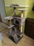 Vadonat új, nagy macskabútorok