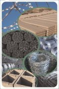 Vadvédelmi háló drótfonat drótkerítés kerítésdrót betonoszlop kerítés