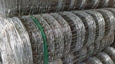 Vadvédelmi háló táblás kerítés drótháló műanyagos drótfonat vadháló