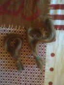 Vágott haj eladó