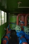 Vákuum (Siemens) talajvízszint süllyesztő belvíz mentesítő berendezés