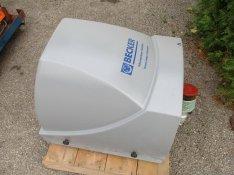 Vákuumpumpa 320m3/h 4 kW vákuumszivattyú Becker (799)