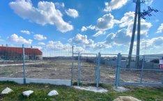 Veszprém -Jutaspusztán, lakó / ipari övezetben, bérelhetö telek