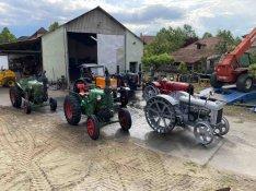 Veterán traktorok eladók