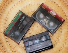 Videokamerához Video8 Hi8 kazetta csomag eladó