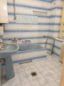 Vintage WC, mosdó, csempe, csaptelepszett