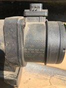 Volkswagen Sharan 7N Bosch légtömegmérő külön légszűrőház 0 281 002 95