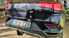 Volkswagen T-ROC vonóhorog