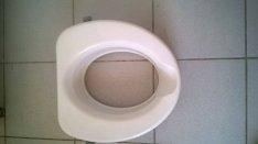 WC magasító, kád ülőke, kapaszkodó