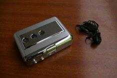 Walkman digitalizáló
