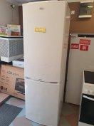 Whirpool 380l-es A +nagy kombi hűtő 40e ft-tól számlával, 1hó garancia