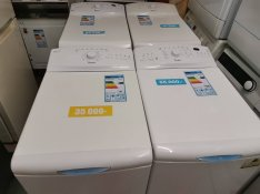 Whirpool 6-dik érzék A+és A+++-os felültöltős mosógépek már 35e Ft-tól