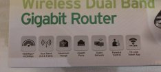Wifi router Tp link ac 900
