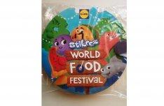 World Food Fesztivál 2021 stikeez teljes figurasor tárolódobozban