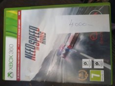 Xbox360 Need for speed Rivals