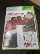 Xbox360 Need for speed most wanted