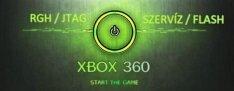 Xbox 360 Szervíz, Javítás Eger