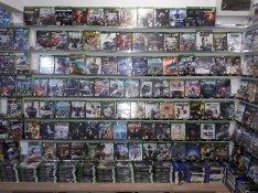 Xbox One játékok 2000 Ft, vagy egyben is elvihető