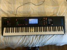 Yamaha Modx7, 76-Key Synthesizer Keyboard