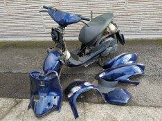 Yamaha Teos 125 (2000) bontás