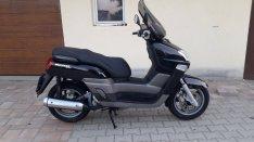 Yamaha Versity XC 300 ccm 4T