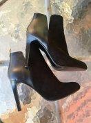 Zara női magassarkú tűsarkú cipő, gyönyörű állapotban 36