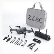 Zlrc SG107 Mini Drón Drone Quadcopter (110gr.) WIFI 4K 2 kamera, táska