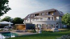 ****Villa Sunshine**** - Új építésű nyaralók Balatonon, Zamárdi