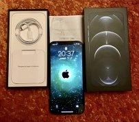 iphone 12 Pro Max, Pacific Blue, 128GB, független - hivatalos APR vásá