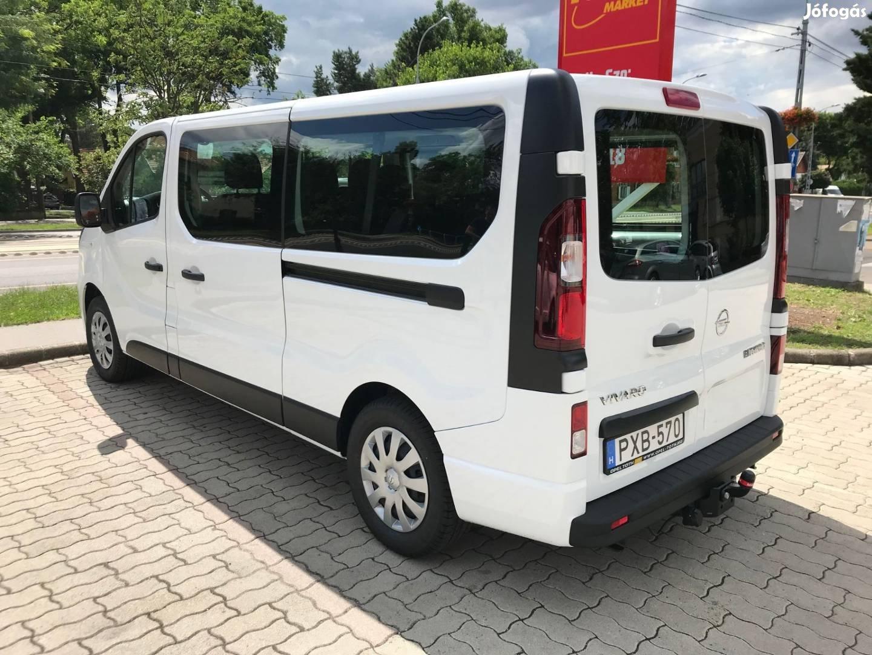2016_2019-es évjáratú Kisbusz, Mikrobusz bérlés Nyíregyházán