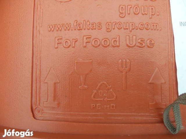 220l Extra vastagfalú hordó élelmiszer tárolására alk jellel ellátott