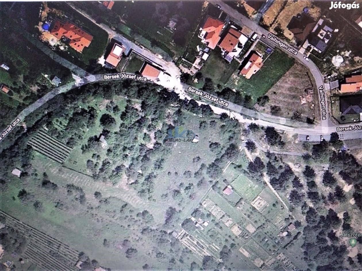 3300 m2-es osztható építési telek Kőszeg