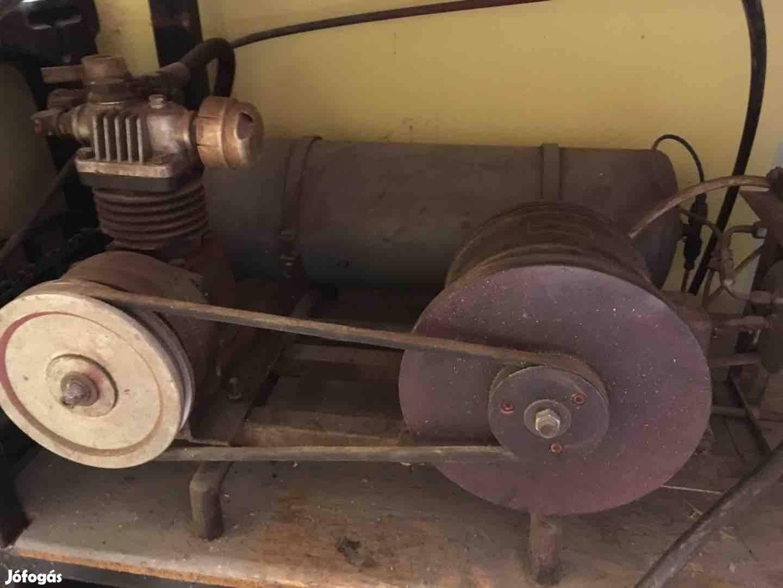 380/220 kompresszor, 1. Kép