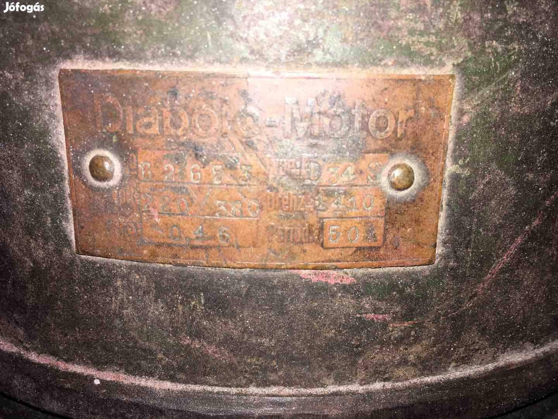 380/220 kompresszor, 3. Kép