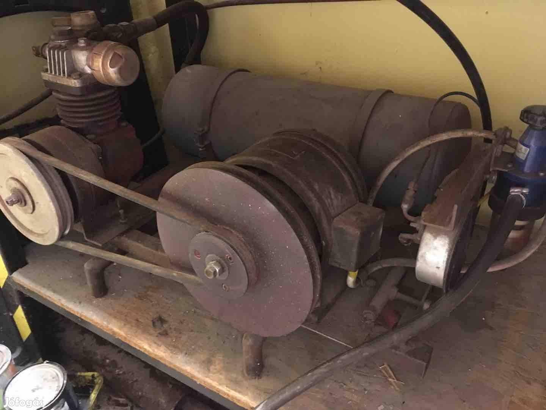 380/220 kompresszor, 5. Kép