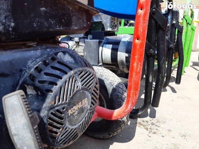 Aggregátor agregátor generátor áramfejlesztő benzin dízel ipari honda