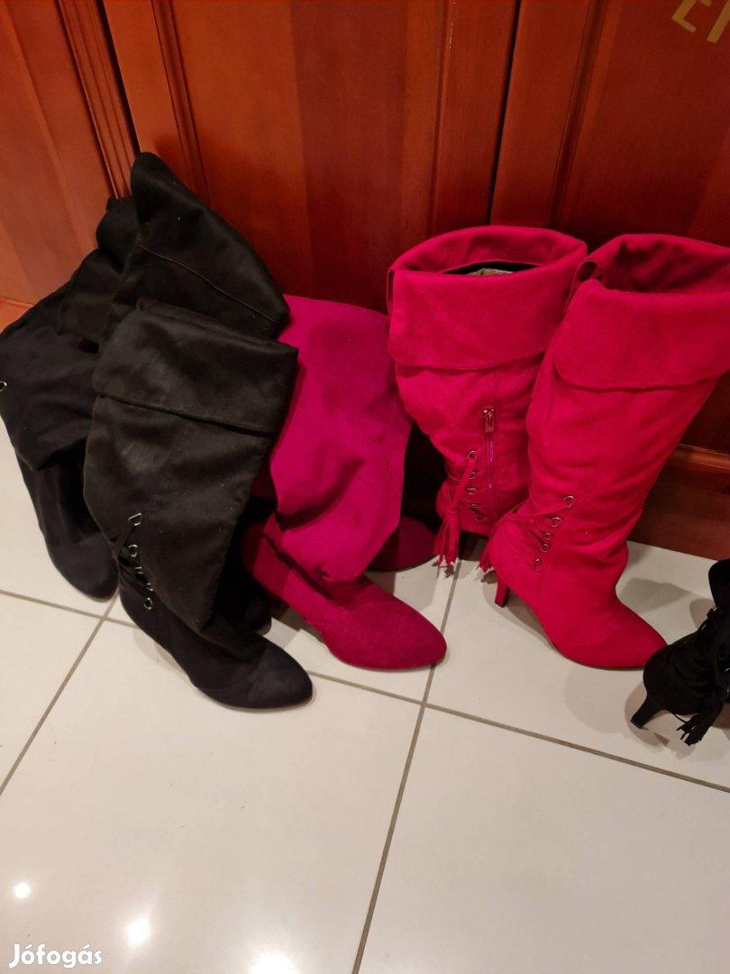 Alkalmi női cipő árukészlet eladó egyben