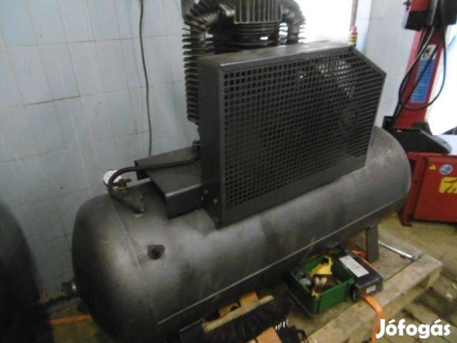 Alpha Kompresszor, 1. Kép