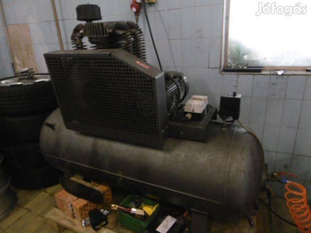 Alpha Kompresszor, 2. Kép