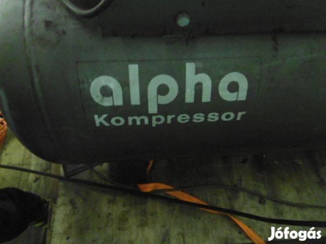 Alpha Kompresszor, 5. Kép