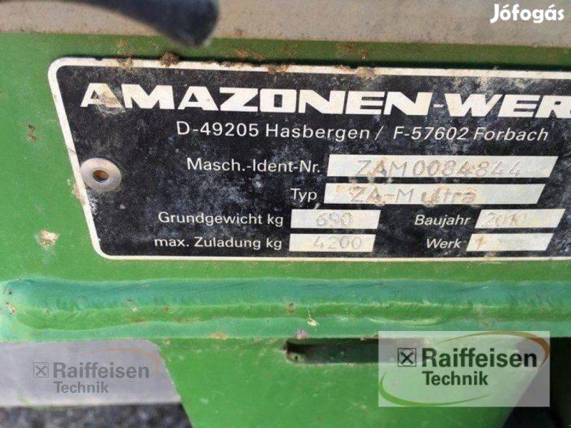 Amazone ZA-M Ultra profis 3600 műtrágyaszóró