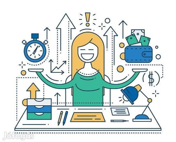 Árajánlat készítés, telefonos ügyfélszolgálat- rugalmas munkaidő
