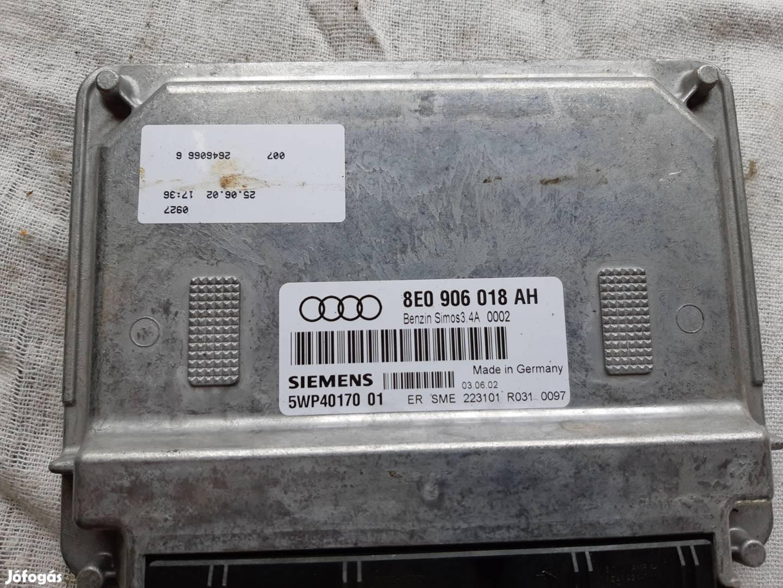 Audi a4b6 1,6 motorvezérlő/komfortmodul, 2. Kép