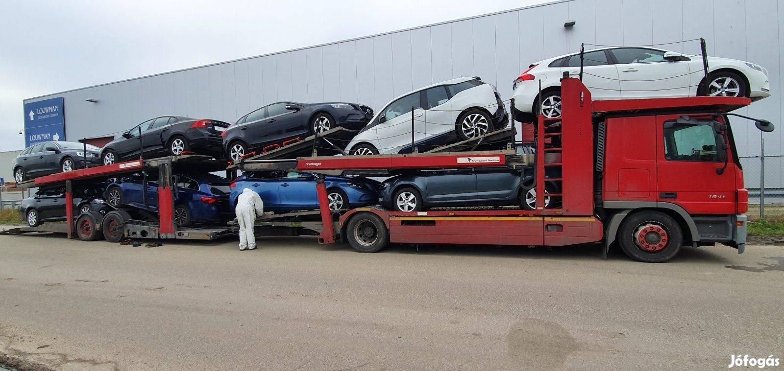 Auto1,- Cotw Nemzetközi Autószállítás Rövid határidő, BE /NL
