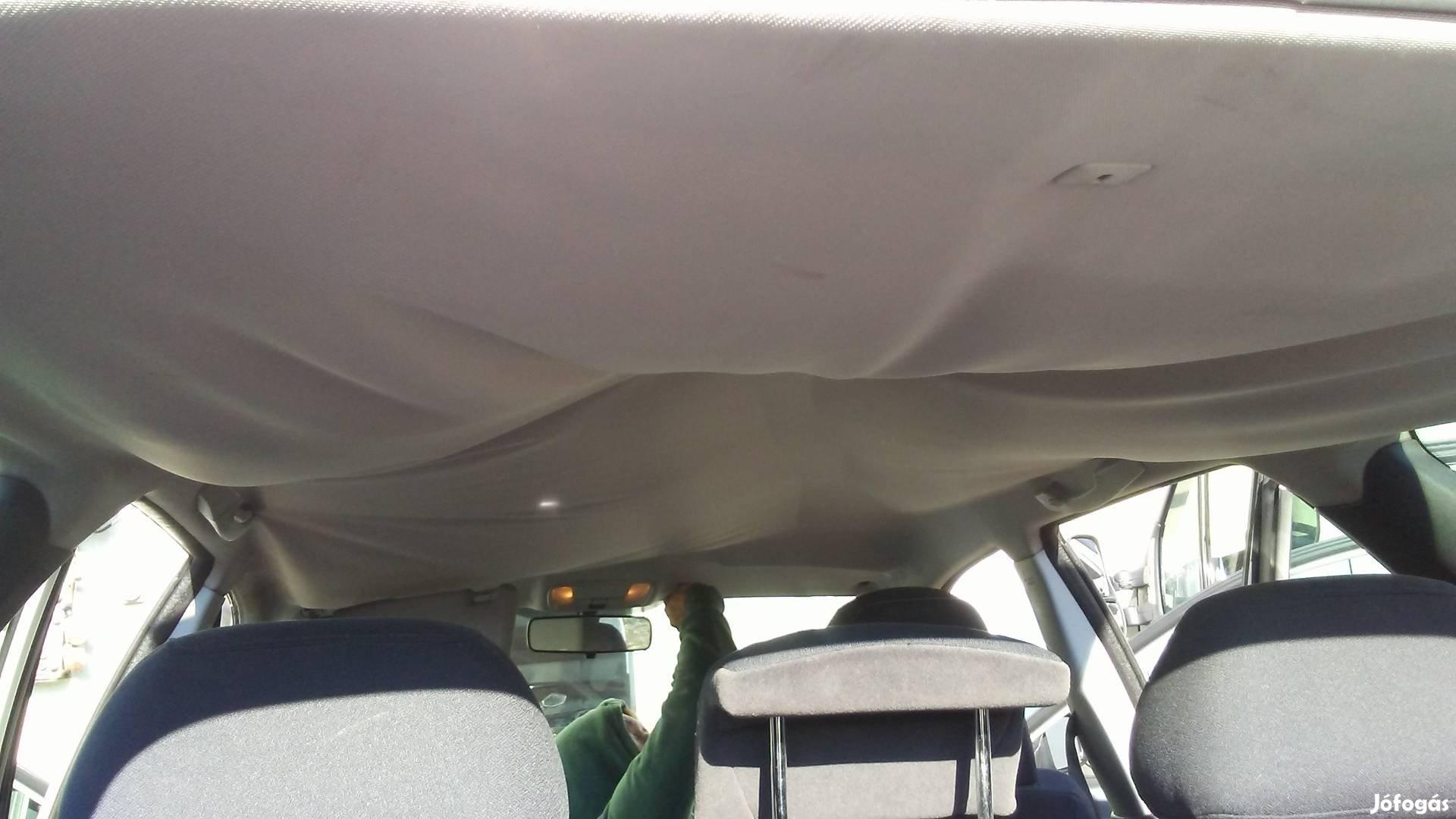 Autó tetőkárpit javítás, 2 órán belül. a helyszínen megvárható!!